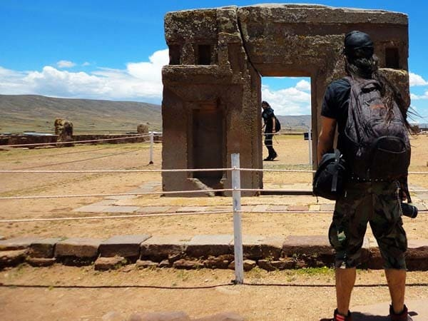 Portada de Tour to the Tiwanaku Ruins