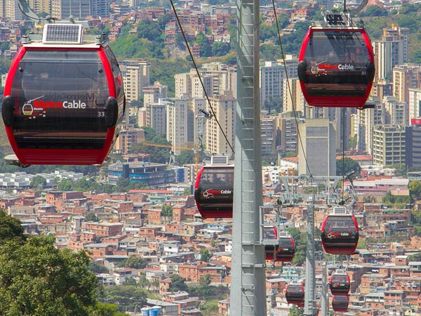 Portada de City tour in Cableway full day