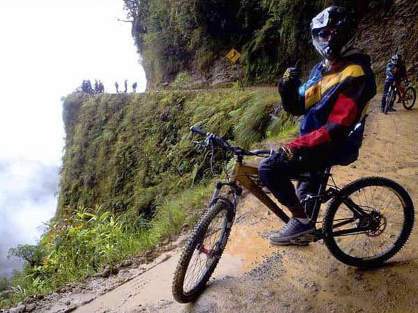 Portada de Biking tour in the Death Road (Coroico)